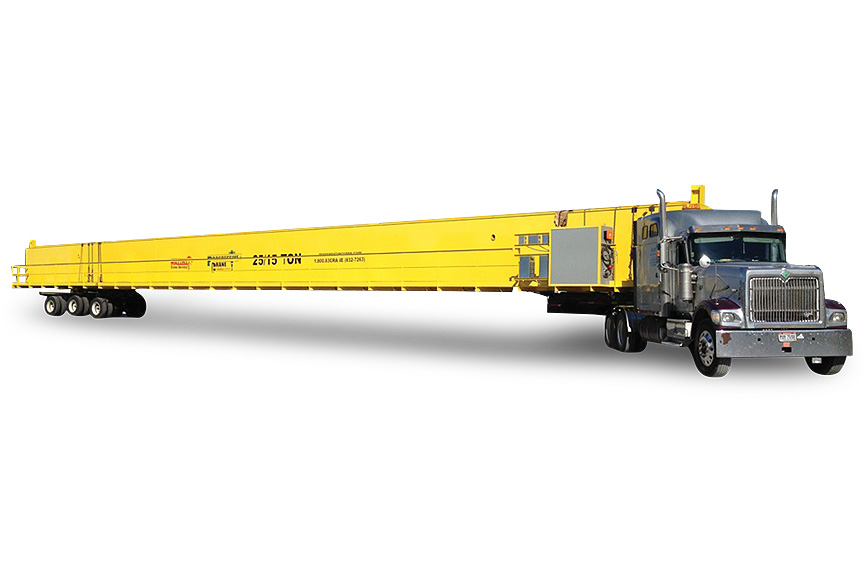 How to Compare Overhead Crane Quotes: Crane On Flatbed