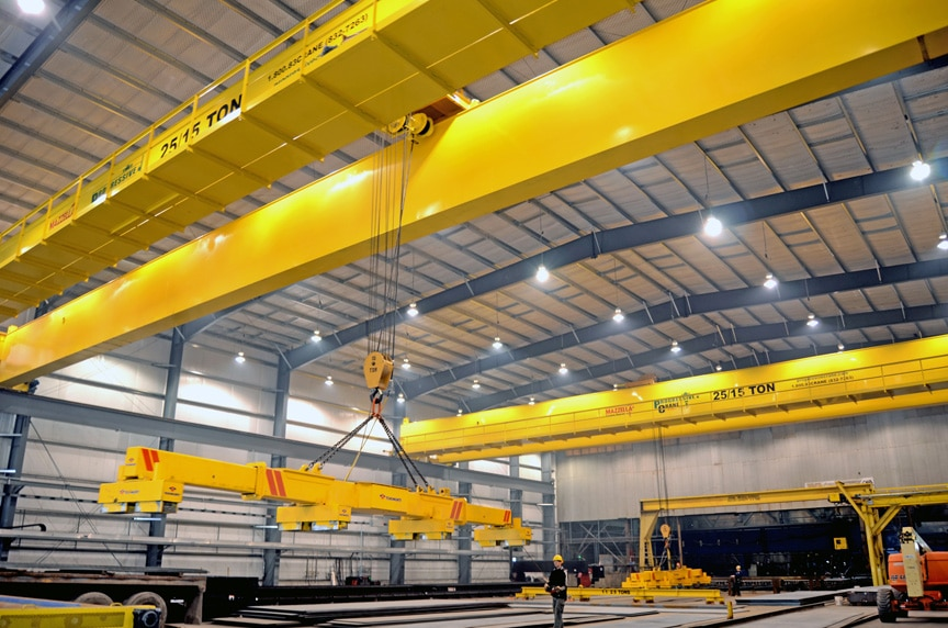 How to Compare Overhead Crane Quotes: Multiple Cranes