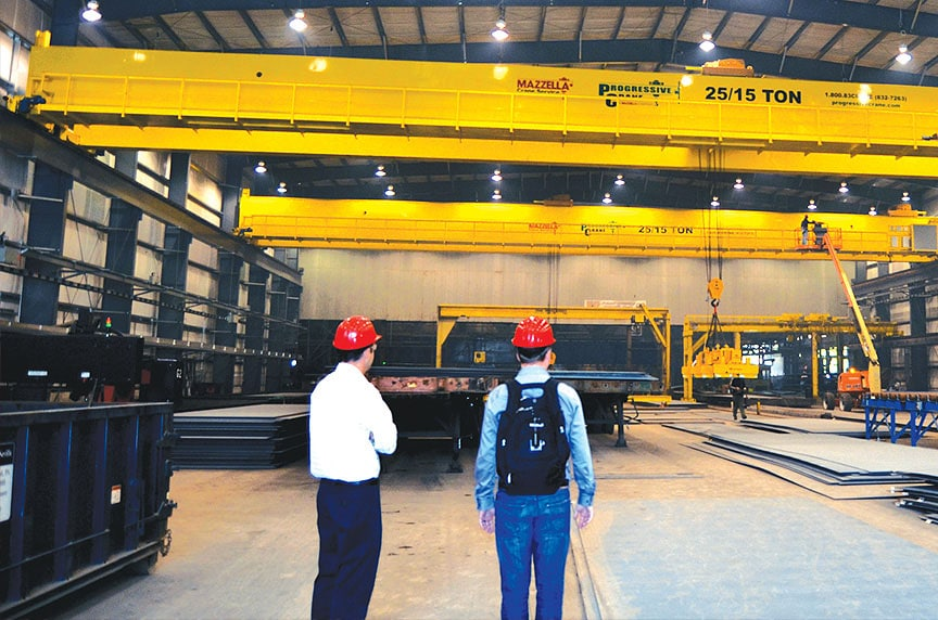 How to Compare Overhead Crane Quotes: Onsite Crane Consultation