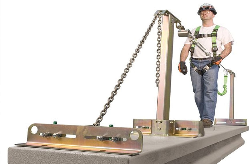 How to Identify Workplace Hazards by Performing a Job Safety Analysis (JSA): Fall Protection Lifelines