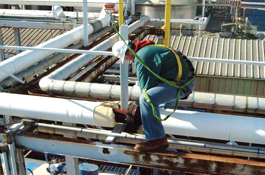 How to Identify Workplace Hazards by Performing a Job Safety Analysis (JSA): Fall Protection Job Site