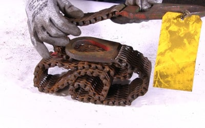 How to Inspect Your Metal Mesh Lifting Slings to ASME B30.9 Standards: Featured