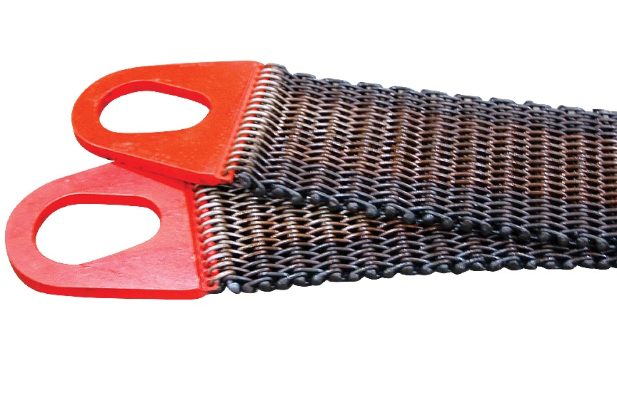How to Inspect Your Metal Mesh Lifting Slings to ASME B30.9 Standards: Metal Mesh Slings