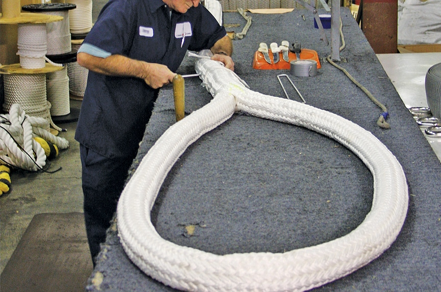 How Do I Inspect Synthetic Rope Slings to ASME B30.9 Standards: Rope Inspection Frequencies