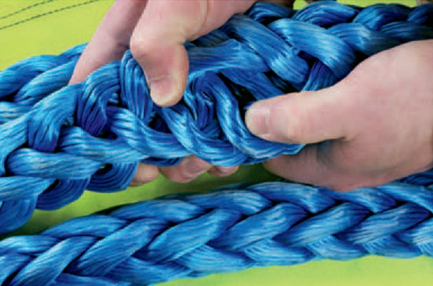 How Do I Inspect Synthetic Rope Slings to ASME B30.9 Standards: Synthetic Rope Sling Inspection