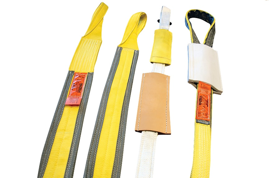 How to Inspect Synthetic Web Slings to ASME B30.9 Standards: Web Sling Protection