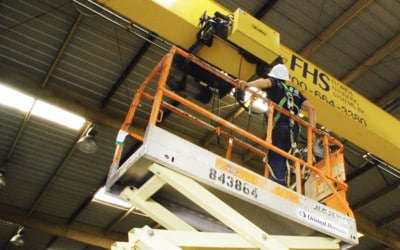 How to Make Your Overhead Crane Inspection Program OSHA Compliant: Featured