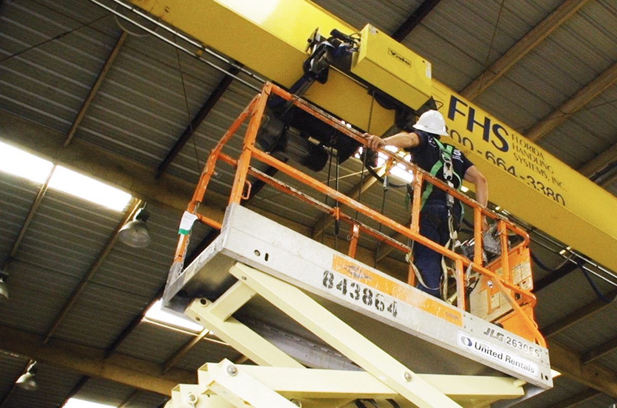How to Make Your Overhead Crane Inspection Program OSHA Compliant