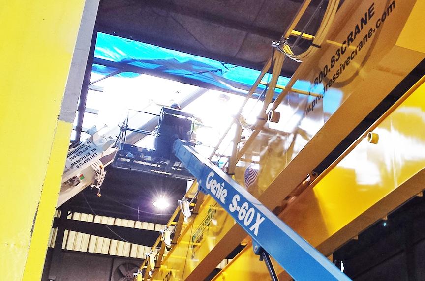 How to Make Your Overhead Crane Inspection Program OSHA Compliant: Crane Service 2