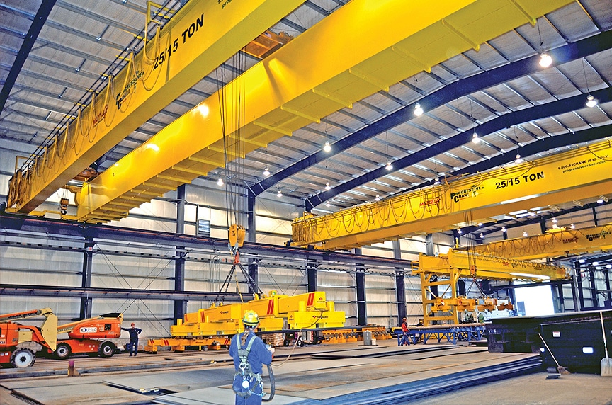 How to Make Sure Your Lifting and Rigging Equipment is OSHA Compliant: Overhead Cranes