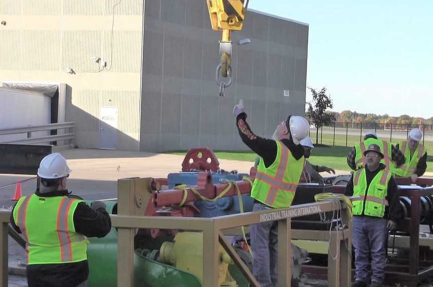 How to Solve Rigging Equipment Challenges on the Construction Job Site: Rigging Training
