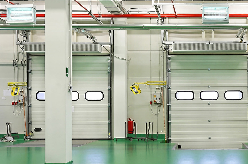Industrial LED Lighting Solutions: Is an LED Retrofit Right for your Facility?: Low Bay and Dock