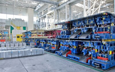 Lifting and Rigging Solutions for Die Handling and Automotive Stamping: Featured