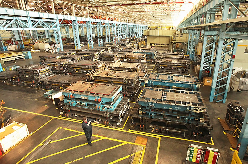 Lifting and Rigging Solutions for Die Handling and Automotive Stamping: Stamping Facility Site Assessment
