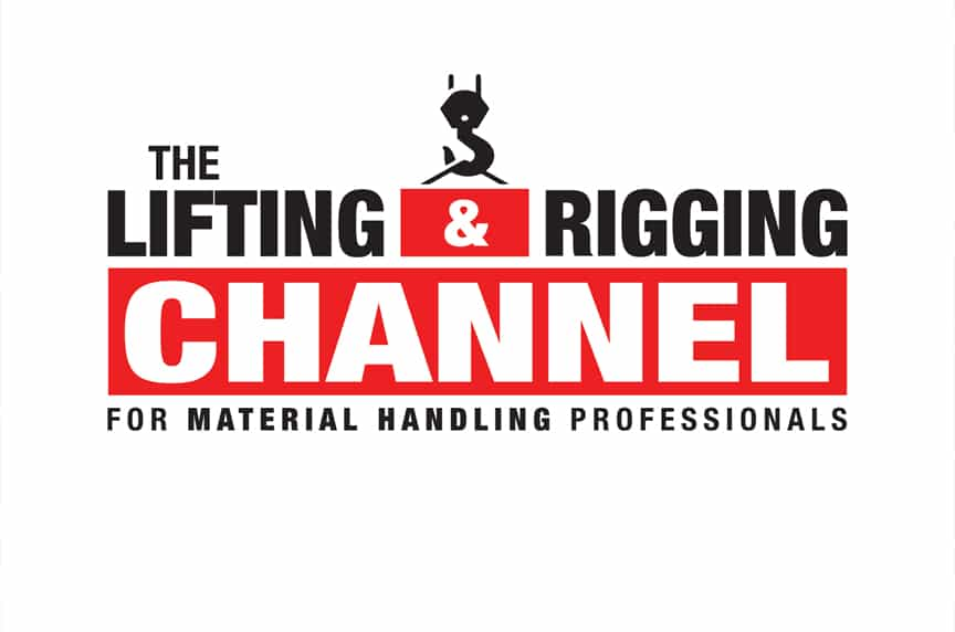 Announcing The Lifting & Rigging Channel: Logo