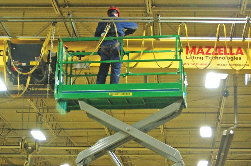 Overhead Crane Installation Procedures: Crane Installation Hazards
