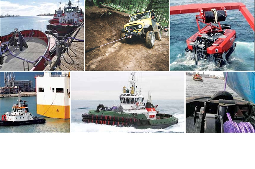 Plasma Synthetic Rope: Versatility for Lifting, Winching, and Mooring: Applications