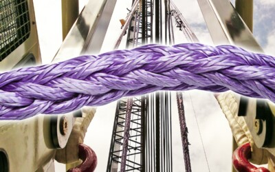 Plasma Synthetic Rope: Versatility for Lifting, Winching, and Mooring: Featured