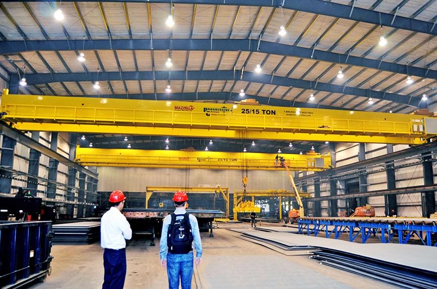 Purchasing an Overhead Crane Process: Crane Consultation