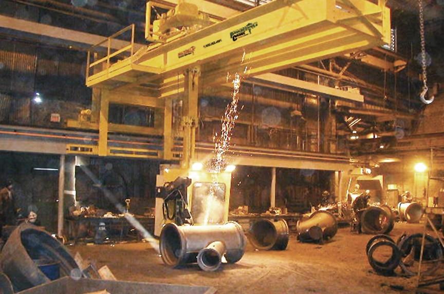 Purchasing an Overhead Crane Process: Engineered Jib Crane