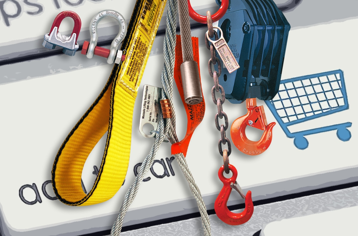 Rigging Equipment: What Affects Cost of Wire Rope, Slings, & Gear?