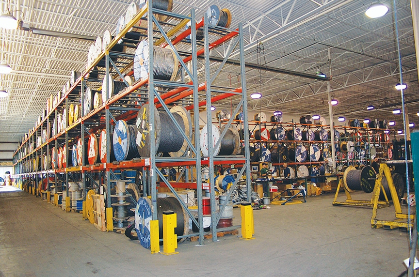Rigging Equipment Costs: What Affects Price of Wire Rope, Slings, & Gear: Wire Rope Inventory