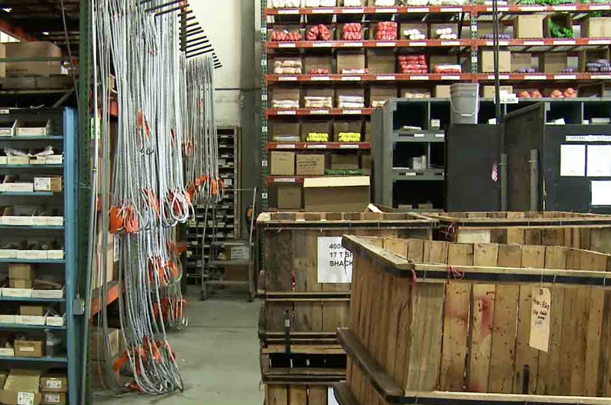 Single-Part vs. 7-Part Wire Rope Slings: Wire Rope Sling Inventory