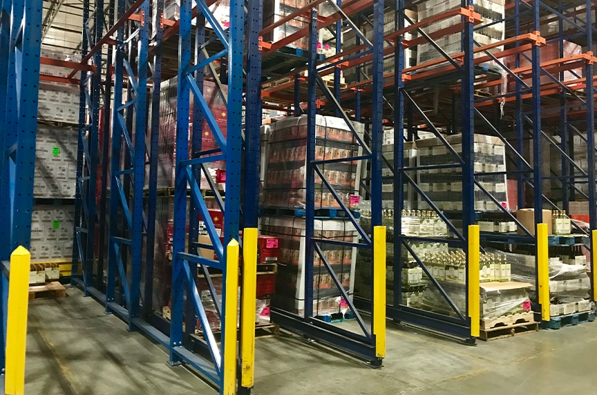 Structural vs. Roll Formed Pallet Racking: Advantages and Disadvantages: Structural Accessories