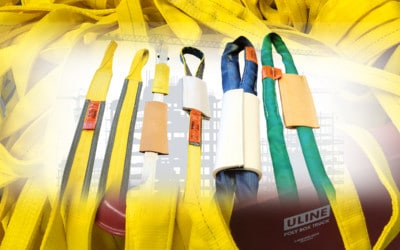 Synthetic Slings: Web Slings, Roundslings, and Polyester vs. Nylon: Featured