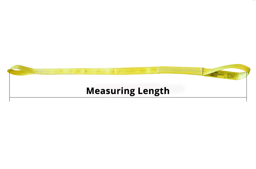 6 Things You Should Know Before Buying a Synthetic Web Sling: Measuring Web Sling Length