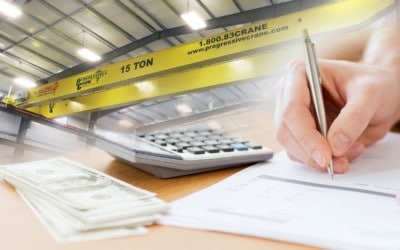 Top 10 Reasons to Consider Financing Your Overhead Crane Equipment: Featured