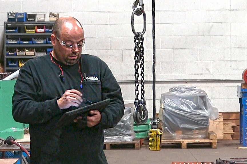 Top 5 Reasons Your Lifting & Rigging Program isn't OSHA/ASME Compliant: Hardware Inspection