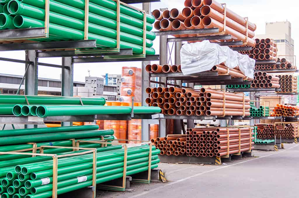 Warehouse Racking and Pallet Rack Systems: Different Types and Design: Cantilever Racks
