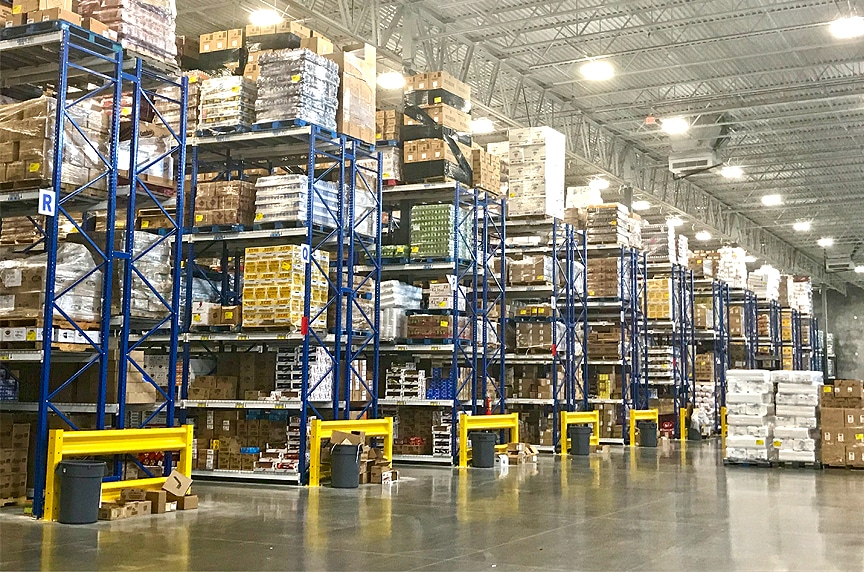 Warehouse Racking and Pallet Rack Systems: Different Types and Design: Pallet Rack Storage Systems