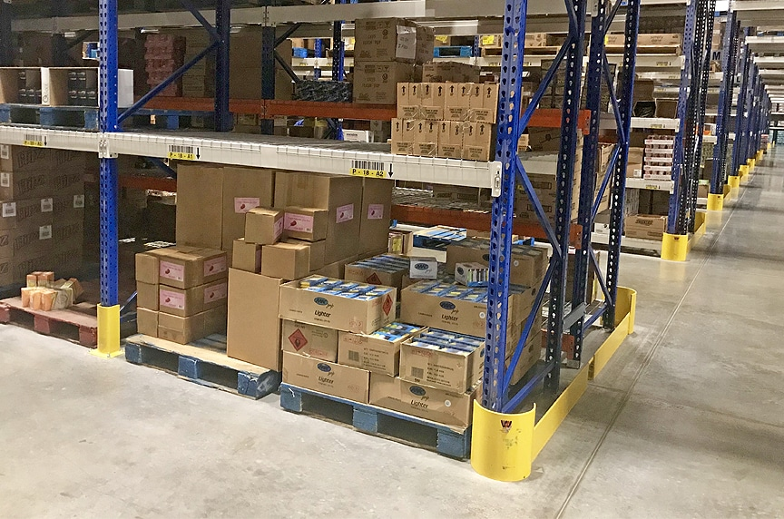Warehouse Racking and Pallet Rack Systems: Different Types and Design: Racking Construction