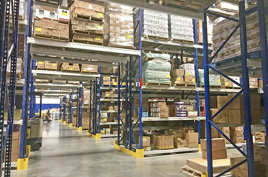Warehouse Racking and Pallet Rack Systems: Different Types and Design: Racking Design and Construction
