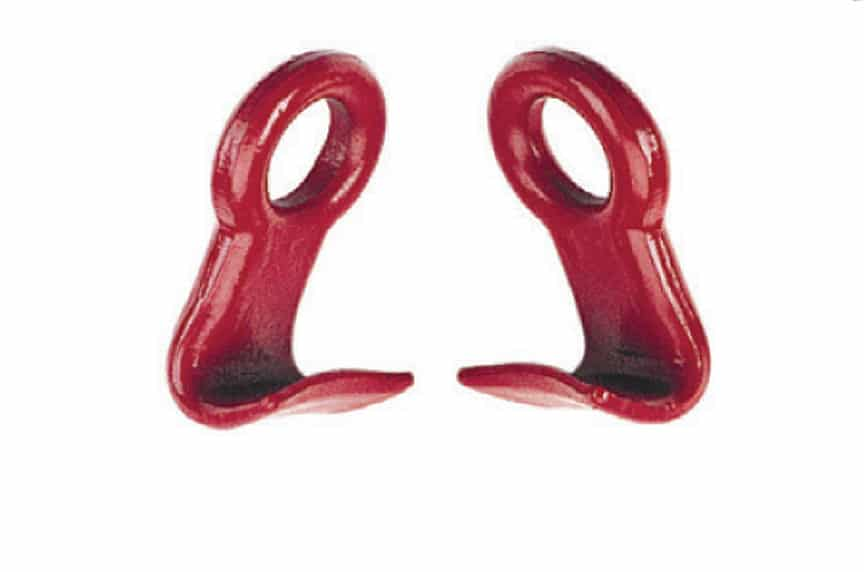 What are the Different Types of Lifting Hooks and Sling Hooks: Barrel Hooks