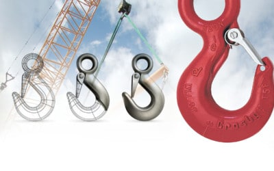 What are the Different Types of Lifting Hooks and Sling Hooks: Featured