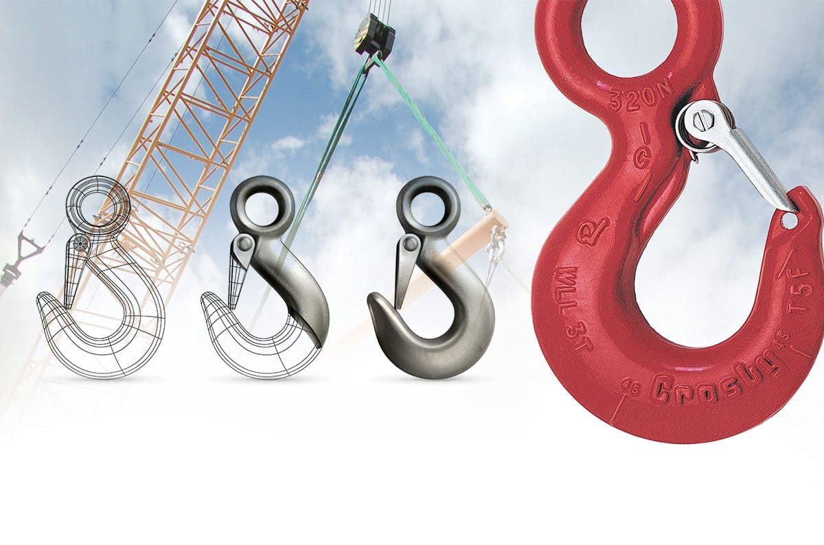 What Are the Different Types of Lifting Hooks and Sling Hooks?