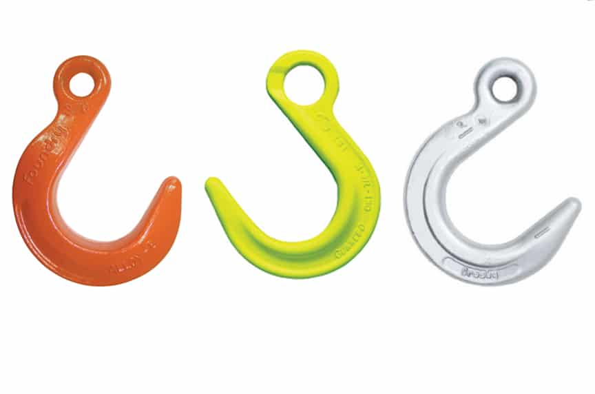 What are the Different Types of Lifting Hooks and Sling Hooks: Foundry Hooks