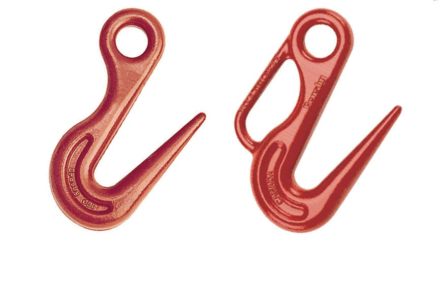 What are the Different Types of Lifting Hooks and Sling Hooks: Sorting Hooks