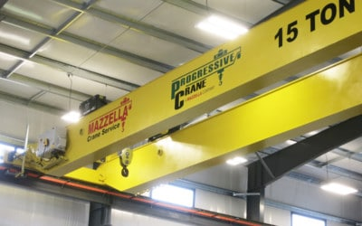 What are the Different Types of Overhead Cranes: Featured