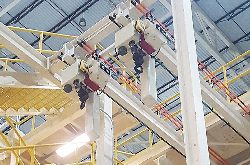 What are the Different Types of Overhead Cranes: Monorail 2