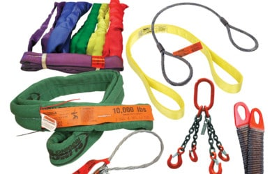 What Information Must Be Included on a Sling Identification Tag: Lifting Sling Tags