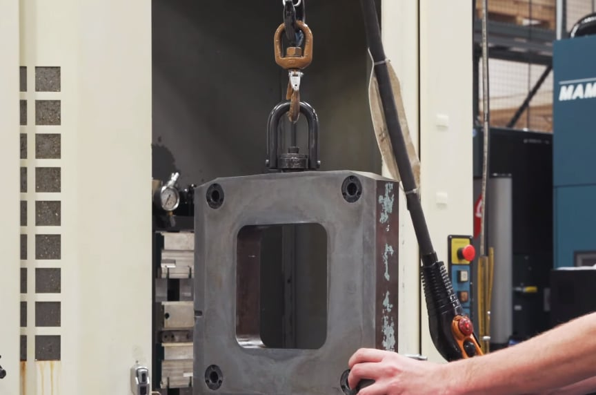 What is a Hoist Ring? A Look at Different Types, Installation, and Parts: Hoist Ring in Use