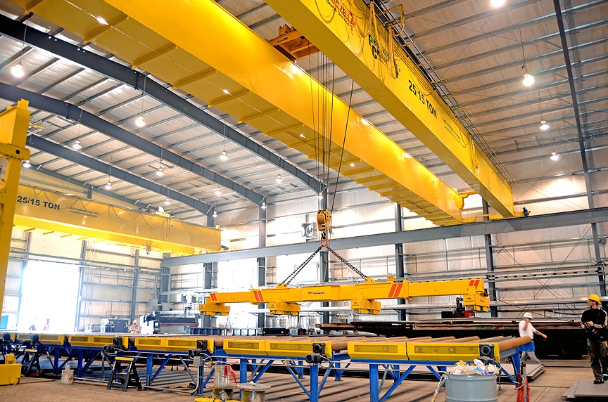What is an Overhead Crane: Crane System Main