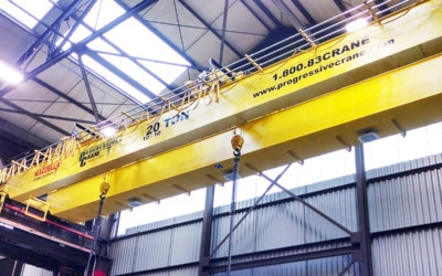 What is an Overhead Crane: Featured