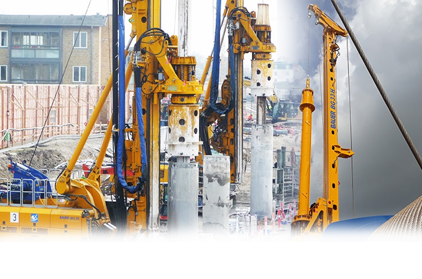 What is the Best Kelly Line Rope for a Foundation Drilling Rig: Foundation Drilling Rig with Kelly Line