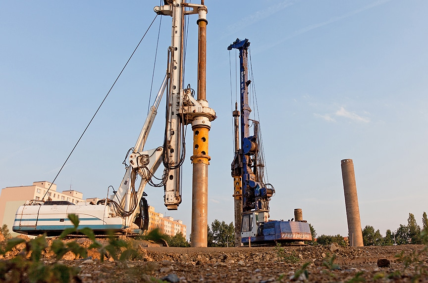 What is the Best Kelly Line Rope for a Foundation Drilling Rig: Foundation Drilling Rigs