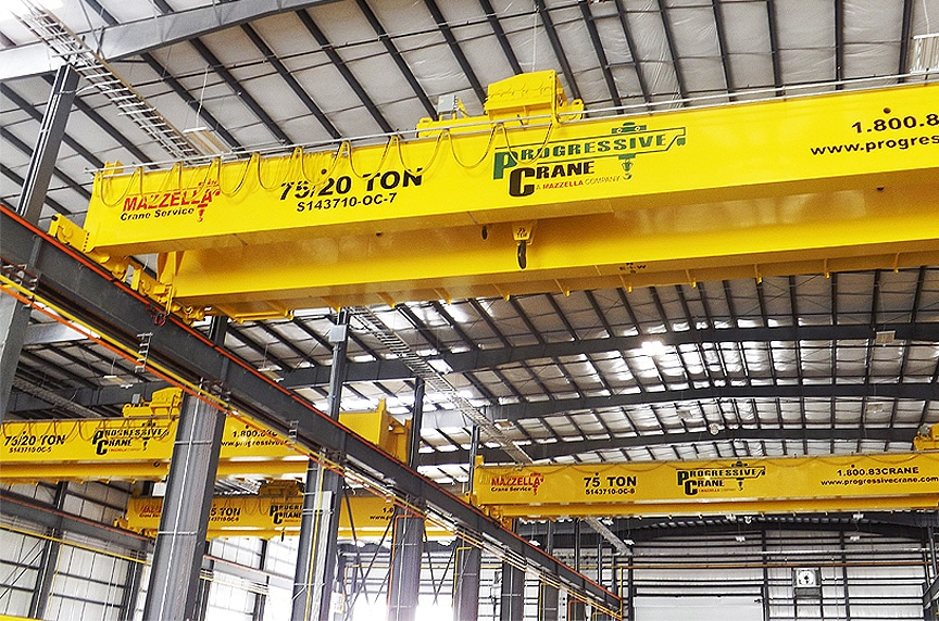 What is the Cost of an Overhead Crane: Crane System
